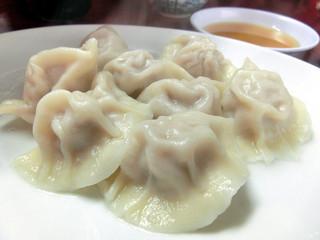 山東水餃大王 - <2014年2月>水餃子(1人前)