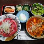 24413596 - 和風ローストビーフ丼