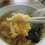 ひかり食堂 - 麺アップ画 H25.5