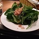 キリンシティ - ほうれんそうのサラダ