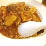 天虹 - 豆腐の旨煮! めちゃ美味しい!