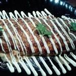 渚砂丸 - トマトとチーズのふわふわなトンペイヤキ
