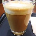24416102 - コーヒーとミルクの割合はこんな