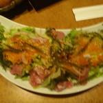 ちちり - 海鮮サラダ