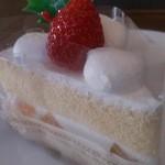 不二家 - 料理写真:ショートケーキ