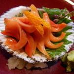 なか井 - 赤穂産赤貝