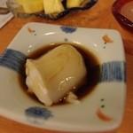 ちゅらさん亭 - サービスのジーマミー豆腐