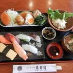 米寿司 - にぎり寿司ランチ