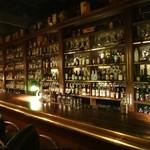 バーボンクラブ - 凄い数のお酒
