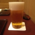 樋口 - 生ビール