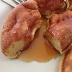 Belle Epoque 偕行社かふぇ - さぬきの夢使用の焼きドーナツ