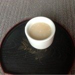 辻亭 - 料理写真:甘酒  450円
