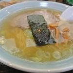 孫悟空 - 塩ラーメン