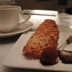 AKI NAGAO - 【2014年02月07日】 コーヒーと焼き菓子