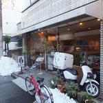 カフェ大好き - 店入口
