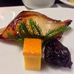 高玉 - 名物の銀鱈の西京焼様はなんとも柔らかい味わい♪