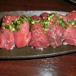 24424090 - 馬肉寿司