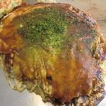 お好み焼ザ パース - 広島焼き そば肉玉683円税込み コレは焼いて出てきます