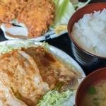 金太楼 - 料理写真:金太楼定(1,000円)