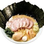 松壱家 - 【醤油豚骨】特松壱家ラーメン