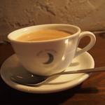 ムーン ファクトリー コーヒー - カフェラテ