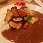 ブーンブーンキッチン - ○焼き野菜カレー