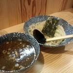 天空 - つけ麺(醤) 750円