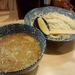 天空 - つけ麺(塩) 750円