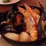 アルルの食堂 urura - Feb, 2014 たっぷり鮮魚のブイヤベース
