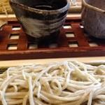 24431497 - せいろ蕎麦は三種、千葉産蕎麦粉を使った稀有な蕎麦