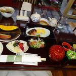 キング オブ ダイニング - 和朝食2100円