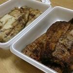 魚与鰻店 - 白焼きと蒲焼き