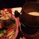 Jamming Dining - 温野菜フォンデュ1880円