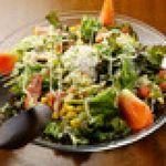渋谷JET - 有機野菜のシーザーサラダ