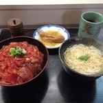 24441612 - マグロ丼定食