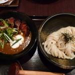 釜揚げうどん 鈴庵 - カレーつけ麺