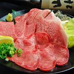 焼肉 しちふく - 『特撰盛り合わせ 3480円』しちふく自慢の絶品のお肉をご堪能ください。