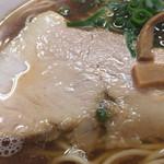 麺屋信玄 - チャーシュー