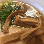 麺屋信玄 - メンマ