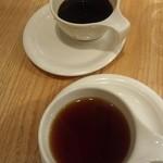 キュイジーヌ・エ・サンテ・リマ - 有機コーヒーと穀物コーヒー