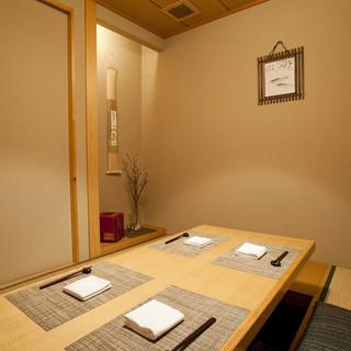 個室あり:銀座の隠れ家をシーンに合わせて使い分ける