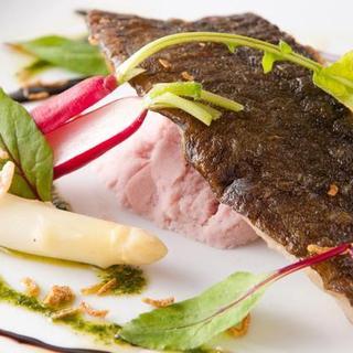 釧路直送新鮮魚介をふんだんに使ったお料理をご用意!