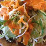 サレガマ - ランチセットのミニサラダ