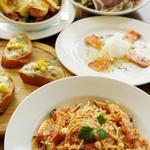 マーゴ - 料理写真:女子会、パーティーなど各種コースございます。