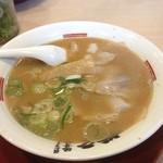 ラーメン横綱 - ラーメン横綱  外大前店のラーメン並630円(14.02)
