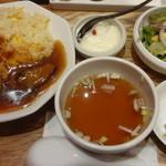 横濱 蒸籠 - 週替わり定食:780円