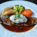 羅甸 - ステーキ和風ソース