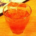 広島風お好み焼き 一番 永山店 - トマトのお酒