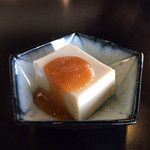 24458190 - そば豆腐(みそだれ)