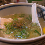上川南店 - 8)湯豆腐